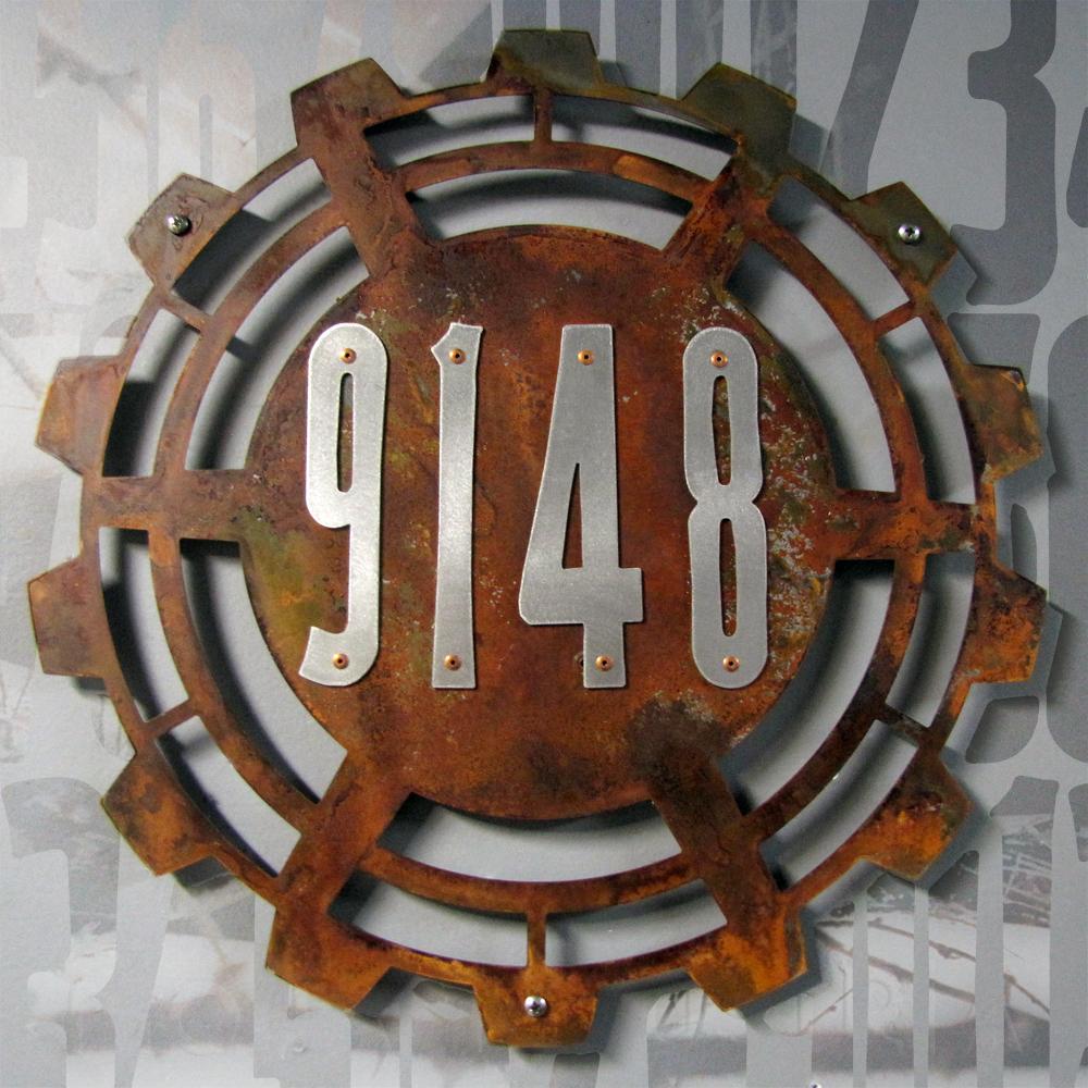 Steampunk Numbers