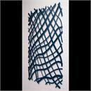 Woven 4601 Metal Wall Sculpture